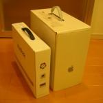 アルミユニボディのMacBookを購入