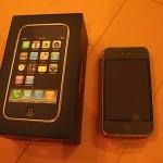 iPhone 3G 購入
