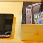 奥さん用 iPhone 4 購入