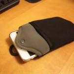 [iPhone 6 Plus] カラビナ付きケースを買ってみた
