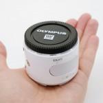 OLYMPUS AIR A01 とレンズスタイルカメラは何がちがうのか