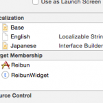 Xcode6 Localization