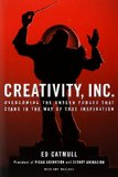 Creativity Inc.  by Ed Catmul クリエイティビティ・インクを読んでみた