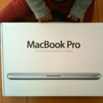 MacBook Pro Late 2011 購入