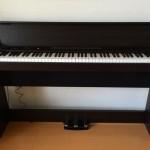 電子ピアノ KORG LP-380 ローズウッドを買ってみた