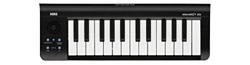 ついに発売 BLE-MIDIキーボード KORG microKEY Air