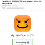 TestFlight を使ったベータテストについて