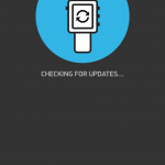 Pebble Update Server Error 問題