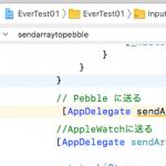 Xcodeの Find In Workspace で見つからない文字列がある