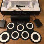 ドラムアプリ「ドラムちゃん」用に電子ドラムiWordを買ってみた