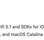 Xcode 11.2 Release