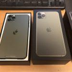 [買ってみた] iPhone 11 Pro Max