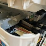 Brother複合機 DCP-J4220Nの廃インクパッド満杯問題を解決する