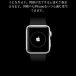 容量不足でApple Watch Series 3をアップデートできない